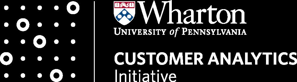 Wharton Customer Analytics Conference