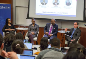 December Leading Diversity at Wharton Event