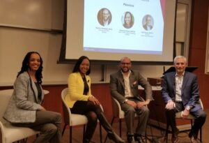 Leading Diversity At Wharton Lecture Panelists