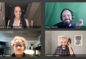 panelists from the 2.8.2021 leading diversity virtual lecture